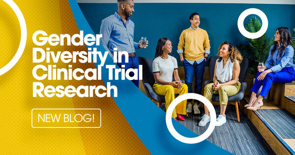 Gender Diversity in Clinical Trial Research